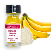 LorAnn Flavour Oil Banana Creme - 3.7ml
