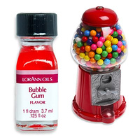 LorAnn Flavour Oil Bubble Gum - 3.7ml