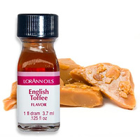 LorAnn Flavour Oil English Toffee - 3.7ml