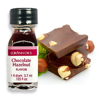 LorAnn Flavour Oil Chocolate Hazelnut - 3.7ml