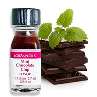 LorAnn Flavour Oil Mint Chocolate Chip - 3.7ml