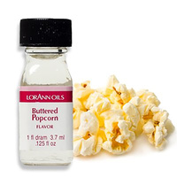 LorAnn Flavour Oil Buttered Popcorn - 3.7ml