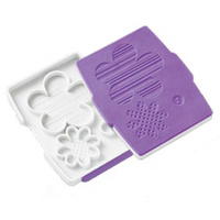 Wilton Button Flower Press Set