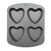 Wilton Heart Cakes Pan