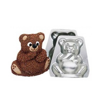 Wilton 3d Mini Bear Set