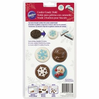 Wilton Winter Wish  Cookie  Mould