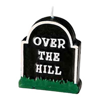 Wilton Over The Hill Candle