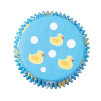 Wilton Mini Baking Cups Ducky - 100 Pack