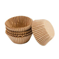 Wilton Mini Baking Cups Unbleached 100 Pack