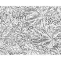 Silver Maple Leaf Foil - 10 Meter Roll