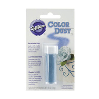 Wilton Colour Dust Periwinkle Blue
