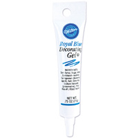 Wilton Gel Tube Blue
