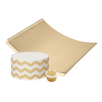 Wilton Shimmering Gold Sugar Sheet