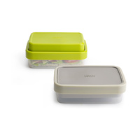 Joseph Joseph Go Eat Compact 2-in-1 Lunch Box