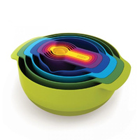 Joseph Joseph Nest 9 Piece Food Preparation Set