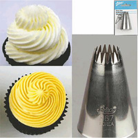 Ateco Pastry French Star Nozzle