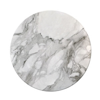 Cake Board Marble Design 8 Inch Round 6mm