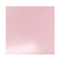 MDF Cake Board Pink 8 Inch Square 6mm