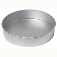 Chicago Uncoated Round Cake Pan - 9 Inch