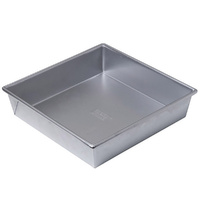 Chicago Uncoated Square Cake Pan - 9 Inch