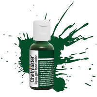 Chefmaster Gel Colour Forest Green - 20g