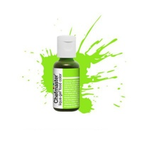 Chefmaster Gel Colour Neon Brite Green - 20g