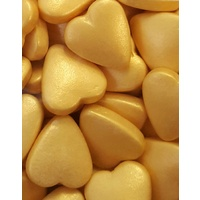Gold Tablet Hearts - 10g