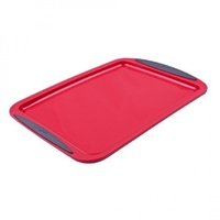 Silicone Baking Tray 30.5cm  Red