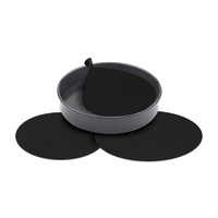 Non Stick Reusable Cake Pan Liners Set of 3 - 18,20,23cm
