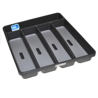 5 Compartment Cutlery Tray  33 x 29 x 4.6cm