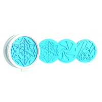 Winter Wonderland Cookie Cutters 6 Designs