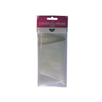 GoBake 12 Inch Disposable Piping Bags 10pk