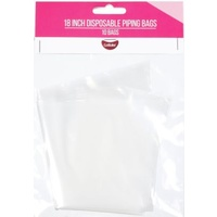 GoBake 18 Inch Disposable Piping Bags 10pk