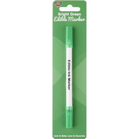 Gobake Edible Marker Bright Green
