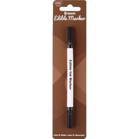 Gobake Edible Marker Brown