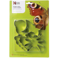 Dexam Garden Creature Cookie Cutter Set