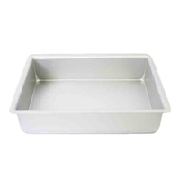 Fat Daddios Retangle Cake Tin 11 x 15 x 3 Inch