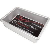 Fat Daddio's Sheet Cake Pan 4x11x15 Inch Extra Deep