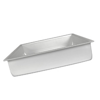 Fat Daddios Square Cake Tin - 16 X 4 Inch