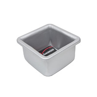 Fat Daddios Square Cake Tin - 3 X 3 Inch