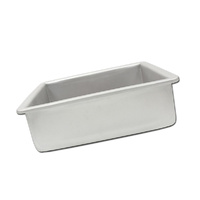 Fat Daddios Square Cake Tin - 5 X 3 Inch
