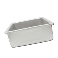 Fat Daddios Square Cake Tin - 6 X 4 Inch