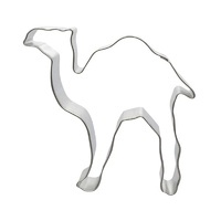 CAMEL COOKIE CUTTER - 10CM