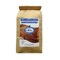 Home Style Chocolates Moulding Candy Milk - 500g