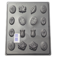 Home Style Chocolates Flower Variety Chocolate Mould