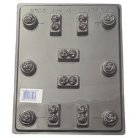 Home Style Chocolates Roses Classic Chocolate Mould
