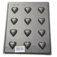 Home Style Chocolates Hearts Small Chocolate Mould