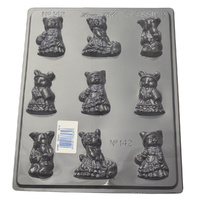 Home Style Chocolates Bunnies Cute Chocolate Mould