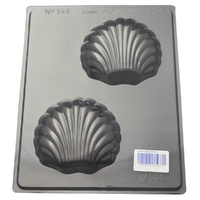 Home Style Chocolates Scallop Shells Chocolate Mould
