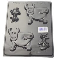Home Style Chocolates Cows Chocolate Mould